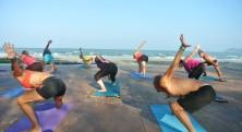 Thailand-Strandtrening II