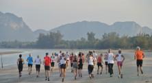 Thailand-lopere strand