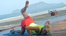 Thailand-strandtrening