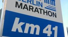 Berlin Marathon km 41
