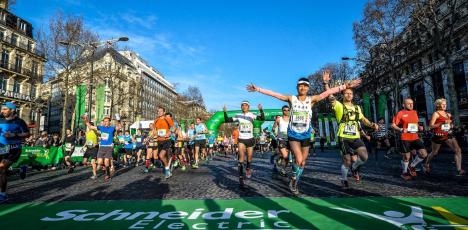 Paris-marathon-lopp