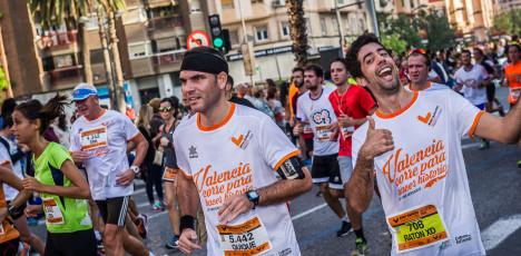 Valencia Marathon - Løpere II