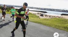 RM - Løpere foran strand