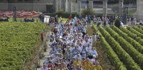 MARATHON DU MEDOC. 24° édition. Pauillac (33), le 06 septembre 2008